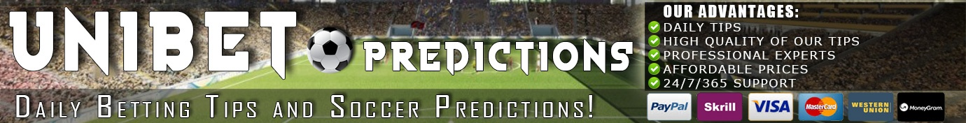 Unibet Predictions - Daily Betting Tips and Soccer Prediction
